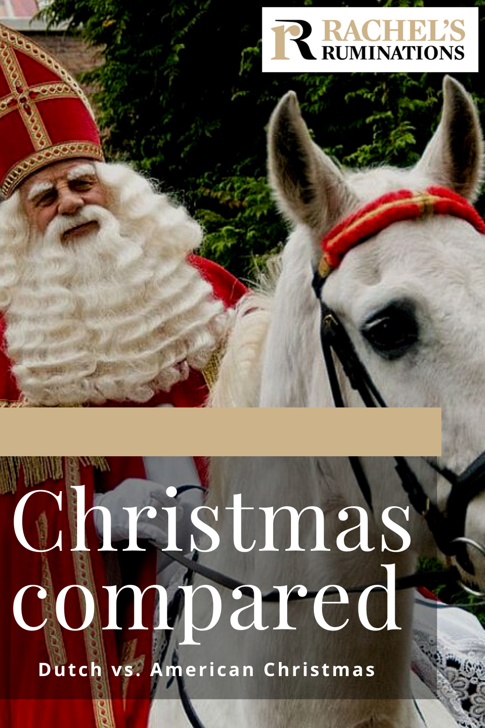Christmas Compared via @rachelsruminations