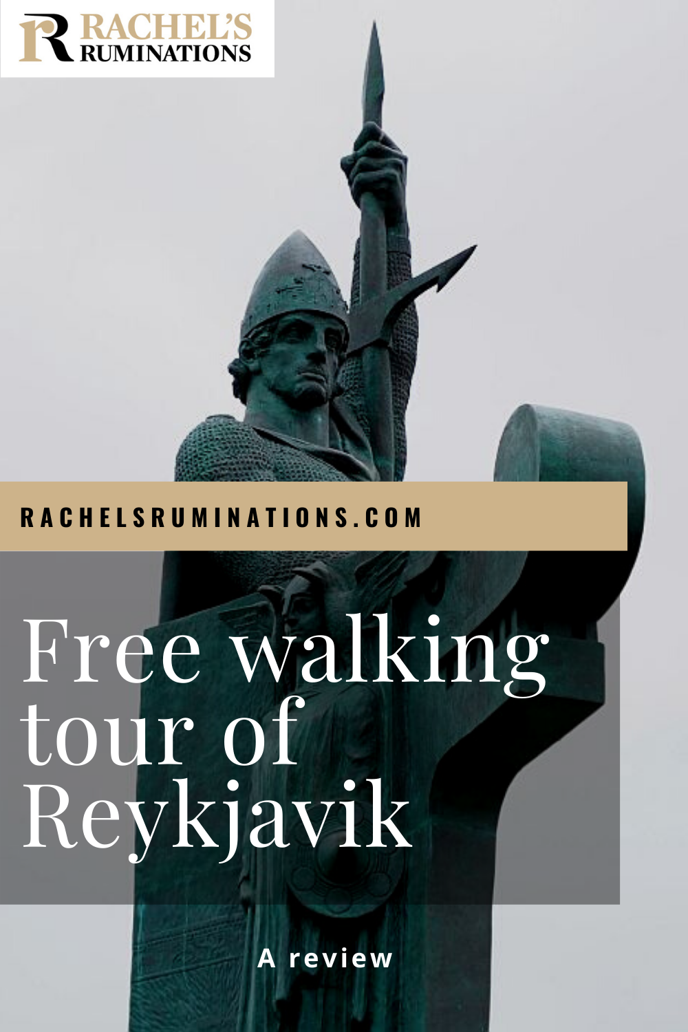 A review of the free walking tour of Reykjavik offered by City Walk. Such tours are a great introduction when you first arrive in a new city. walking tour | reykjavik | iceland via @rachelsruminations